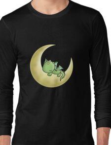 Sleepy Dragon  Long Sleeve T-Shirt