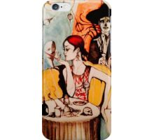 She's got oil ( The Mad Cowboy Disease )  iPhone Case/Skin