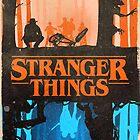 stranger things by Saidugadu