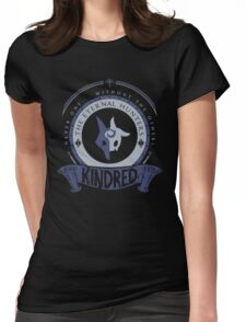 Kindred - The Eternal Hunters Womens Fitted T-Shirt