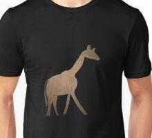Bronze Giraffe Unisex T-Shirt