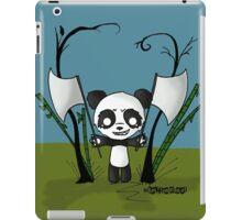 Killer Panda iPad Case/Skin
