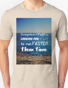 The challenge against time T-Shirt