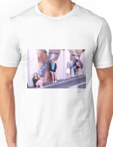 Railway. Unisex T-Shirt