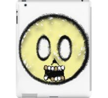 Smiley Done Died iPad Case/Skin
