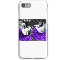 Purple Princesses iPhone Case/Skin