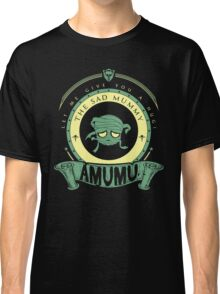 Amumu - The Sad Mummy Classic T-Shirt
