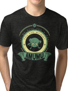 Amumu - The Sad Mummy Tri-blend T-Shirt