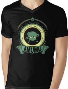 Amumu - The Sad Mummy Mens V-Neck T-Shirt