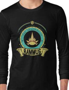 Rammus - The Armordillo Long Sleeve T-Shirt