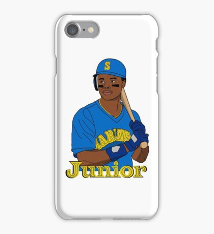 Ken Griffey Junior iPhone Case/Skin