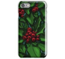 Holly DP160229a iPhone Case/Skin