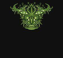 Marijuana demon face Unisex T-Shirt