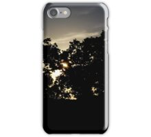 nature shadow iPhone Case/Skin