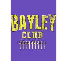 Bayley Club 2 Photographic Print