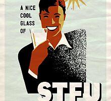 A Nice Cool Glass… by MStyborski