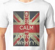 keep calm Ianto Unisex T-Shirt