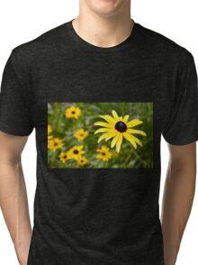 Black Eyed Beauty Tri-blend T-Shirt