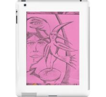wings and tales iPad Case/Skin