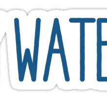 My water Sticker
