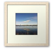 One Perfect Day Framed Print