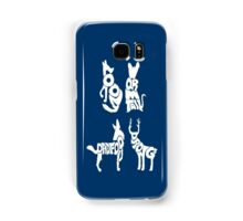 Moony, Wormtail, Padfoot & Prongs 2 Samsung Galaxy Case/Skin
