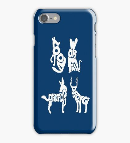 Moony, Wormtail, Padfoot & Prongs 2 iPhone Case/Skin