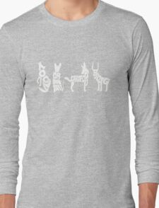 Moony, Wormtail, Padfoot & Prongs 2 Long Sleeve T-Shirt
