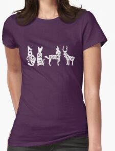 Moony, Wormtail, Padfoot & Prongs 2 Womens T-Shirt