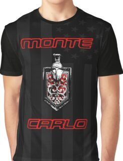 Classic Monte Carlo, Please scroll down to view my work! Graphic T-Shirt