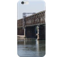 old iron bridge iPhone Case/Skin