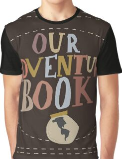 Our Adventure book Graphic T-Shirt