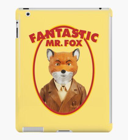 fantastic mr. fox iPad Case/Skin