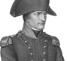 Napoleon Bonaparte In Uniform by warishellstore