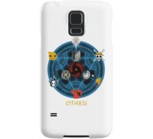 All Otakus Unite Samsung Galaxy Case/Skin