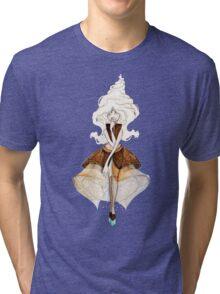 Frozen Yogurt Princess Tri-blend T-Shirt