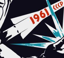 Soviet Space Propaganda - The Dreams Came True Sticker