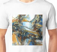 Agate Geode Square Unisex T-Shirt