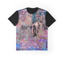 REEFER PLUS ORIGAMI SUNSET Graphic T-Shirt
