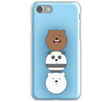 A Pile of Bears iPhone Case/Skin