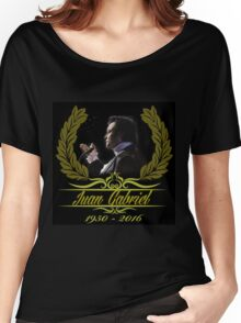 Juan Gabriel RIP 1950-2016 Women's Relaxed Fit T-Shirt