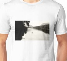 Fishing on the River  Unisex T-Shirt