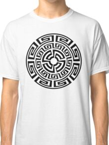 greek sun Classic T-Shirt
