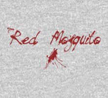 Red Mosquito Kids Tee