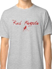 Red Mosquito Classic T-Shirt