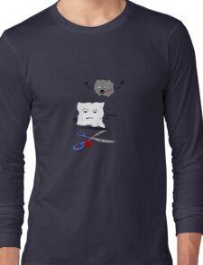 Rock Paper Scissors Long Sleeve T-Shirt