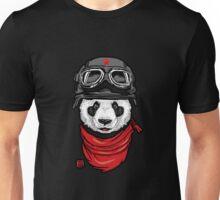 Cool Panda Design Unisex T-Shirt