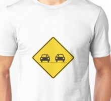 New Road Sign Unisex T-Shirt