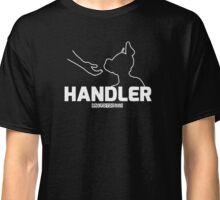 Nerdy Doggo Handler Classic T-Shirt