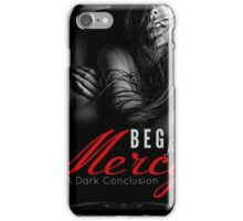 Beg For Mercy Hard Cover Journal iPhone Case/Skin